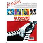 revue-je-peins-_Le-PopArt_editions_saxe_N°52a