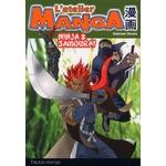 atelier manga - ninja & samouraï