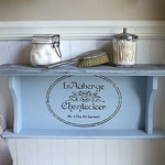 americana decor chalky fnish