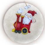 Le train du Père Noël CMM013