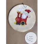 Le train du Père Noël CMM013 b
