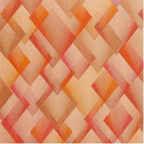 papier-peint-dandy dessin losange catwalk-72370617