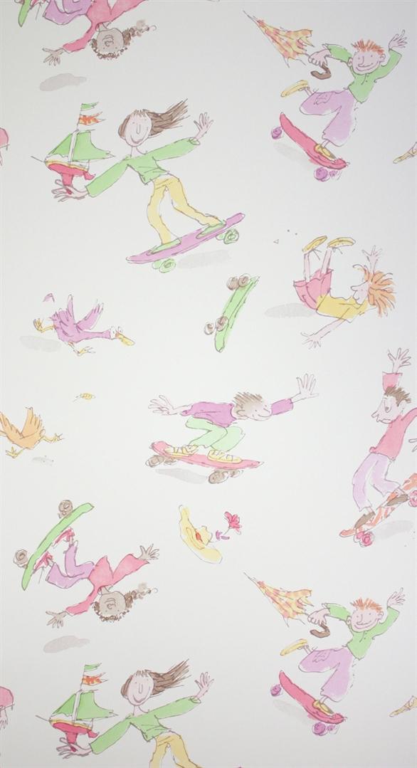 papier-peint-enfant-osborne-and-little-zagazzo-skateboarders-02