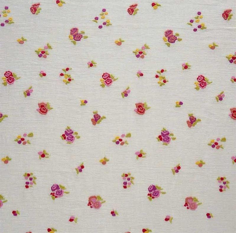 tissu-girly-fleurs-roses-collection-enfant-summer-camp-camengo