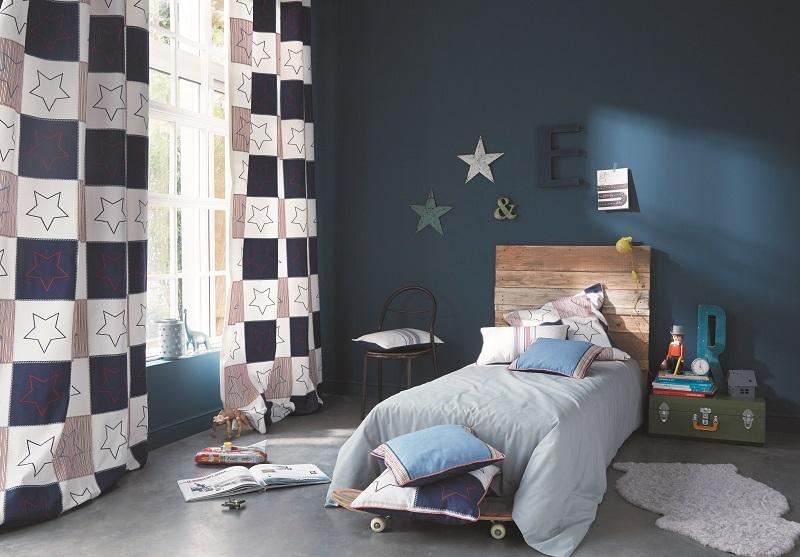 tissu-veillee-bleu-summer-camp-enfant-camengo-visuel