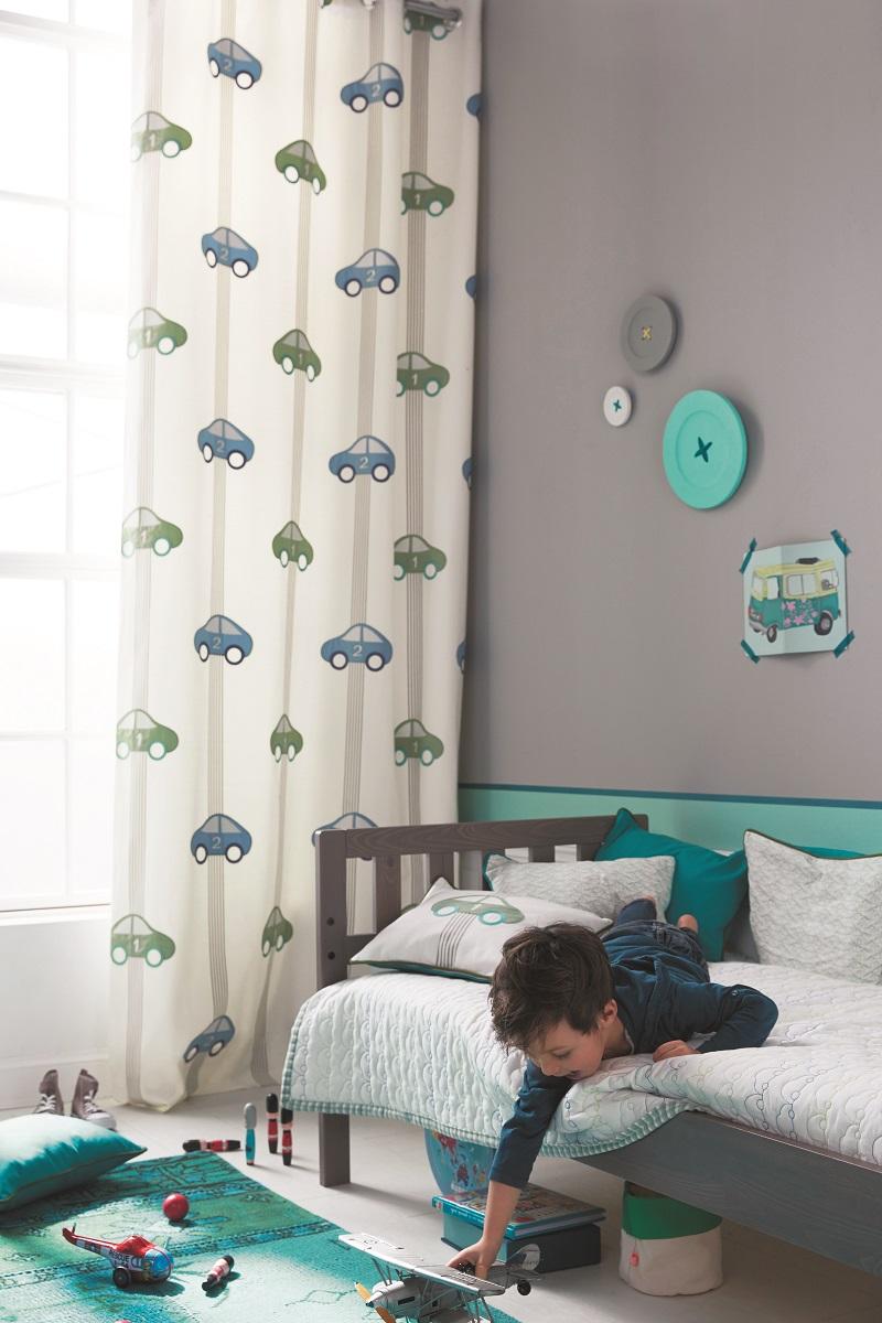 tissu-circuit-bleu-collection-enfant-summer-camp-camengo-visuel