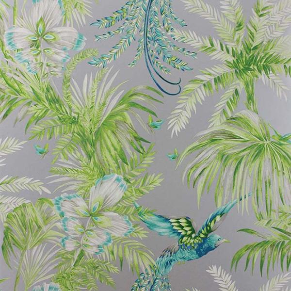 papier peint bird of paradise papiers peints par diteurs matthew williamson le boudoir des. Black Bedroom Furniture Sets. Home Design Ideas