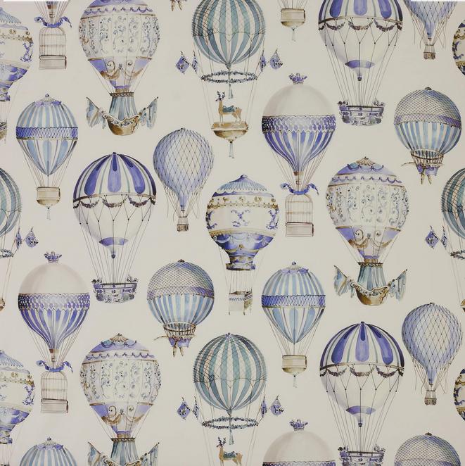 montgolfiere tissu