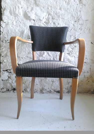 recouvrir et relooker un fauteuil soi m 234 me pourquoi pas conseil le boudoir des etoffes