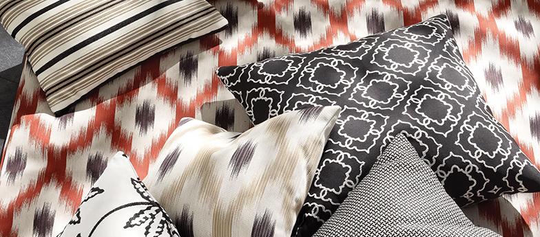 Tissus d 39 ameublement blog de le boudoir des etoffes for Tissu pour coussin exterieur