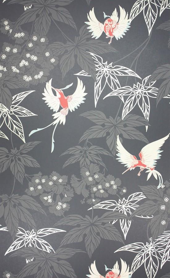 papier-peint-grove-garden-noir