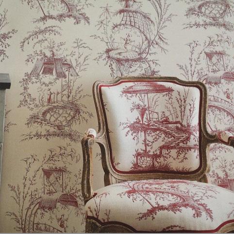 papier peint trianon papiers peints par diteurs manuel. Black Bedroom Furniture Sets. Home Design Ideas