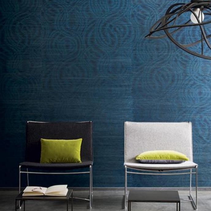 papier peint lewis papiers peints par diteurs casamance le boudoir des etoffes. Black Bedroom Furniture Sets. Home Design Ideas