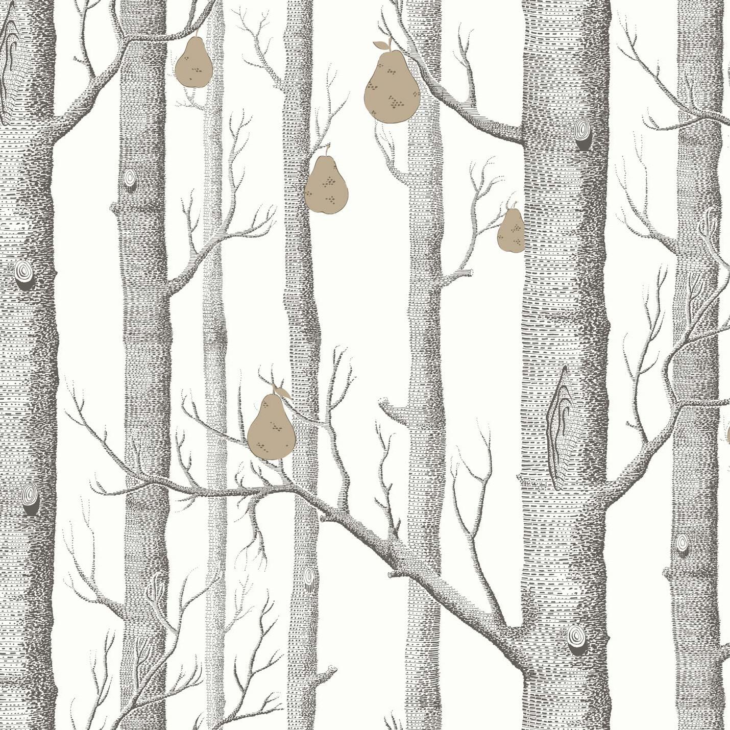 Woods Pears Enfants Papiers Peints Le Boudoir Des Etoffes