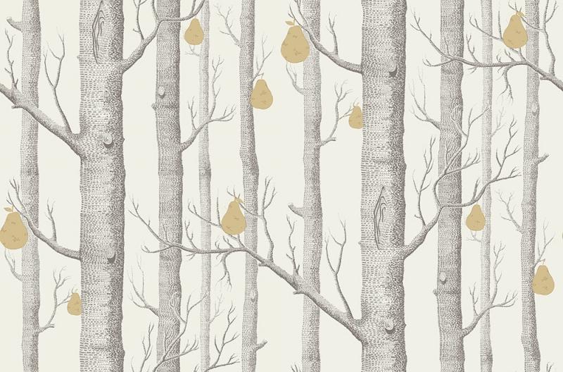papier-peint-cole-son-arbre-foret-woods-pears-blanc-casse -largeur