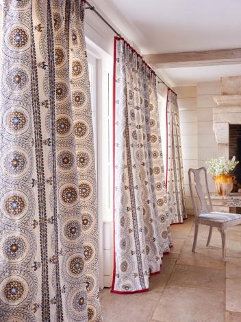 tissu holmewood tissus par diteur jane churchill le boudoir des etoffes. Black Bedroom Furniture Sets. Home Design Ideas
