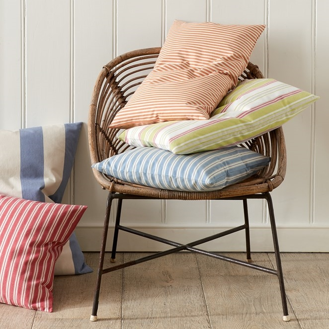 tissu arley stripe tissus par diteur jane churchill le boudoir des etoffes. Black Bedroom Furniture Sets. Home Design Ideas