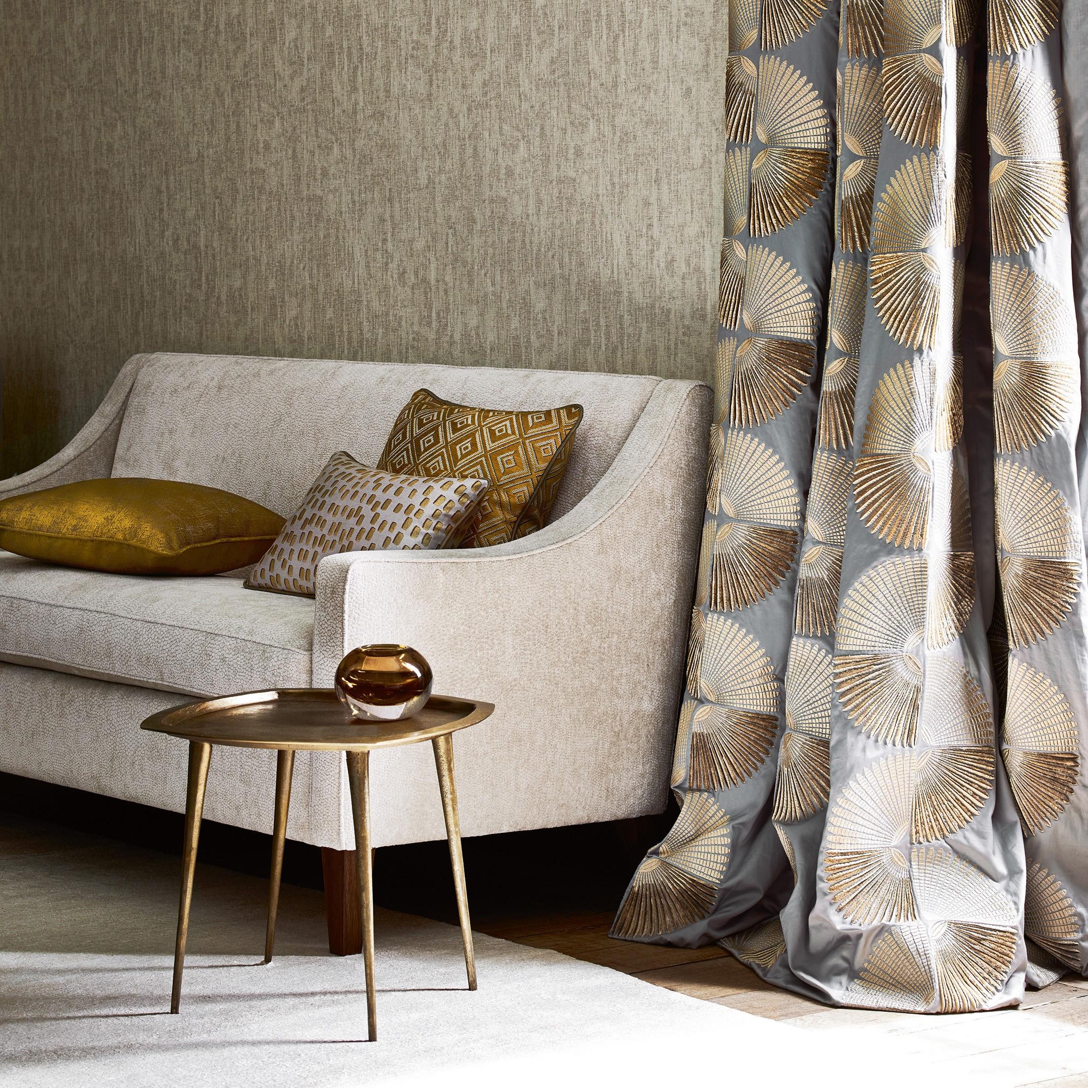 style art déco décoration rideaux