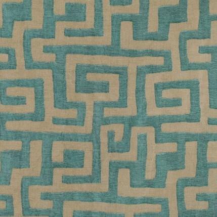 tissu-kuba-cay-gros-motif-ethnique-canape-bleu