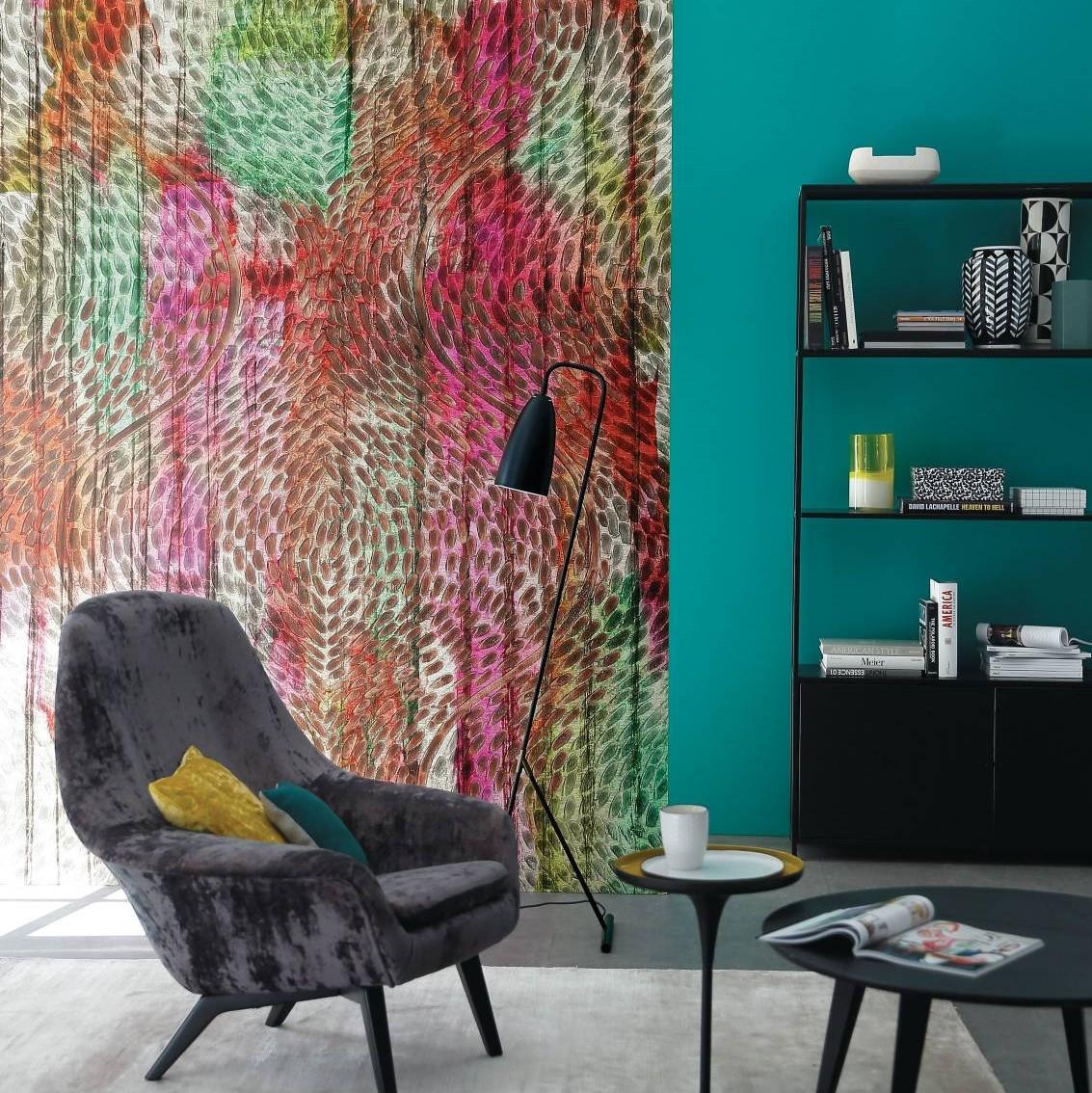 Papier peint panoramique DNA forest