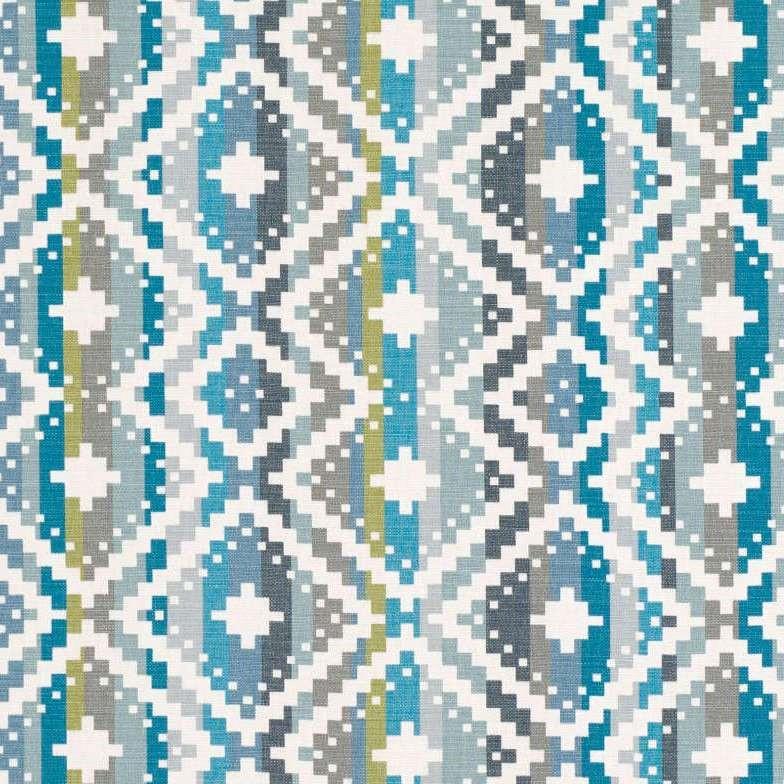 takana-bleu-vert-tissu-ameublement-gaphique-rayure