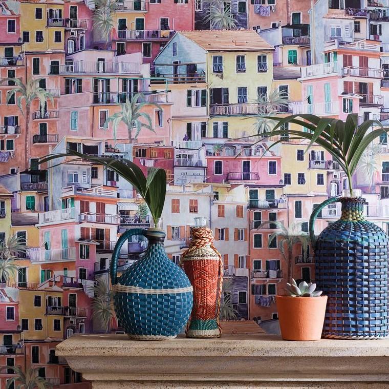 papier-peint-sud-italie-mediterannee-osborne-little-portovenere
