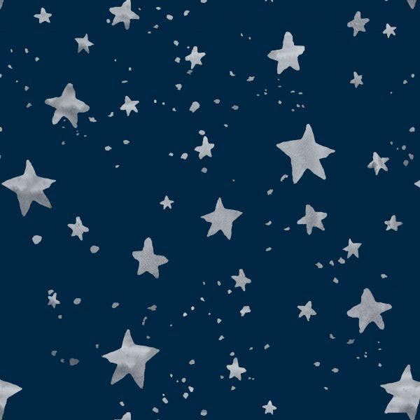 papier-peint-enfant-etoiles-via-lactea-bleu-nuit