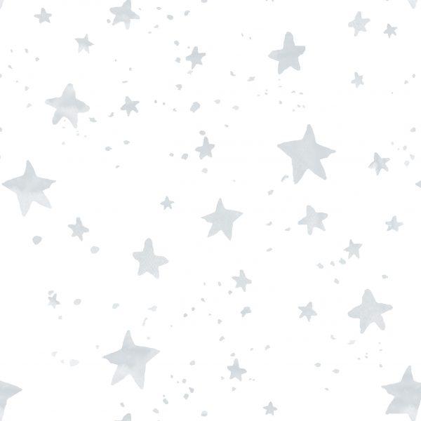 papier-peint-enfant-etoiles-via-lactea-gris