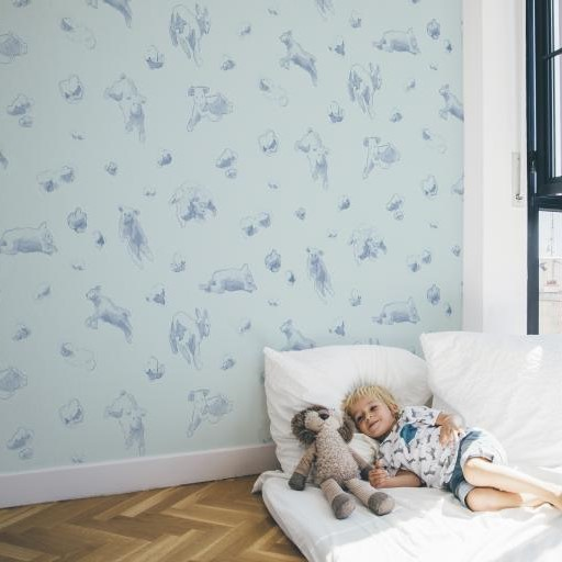 papier-peint-enfant-mouton-deco