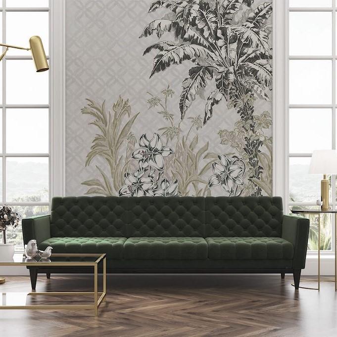 papier-peint jungle-patio-otono-sofa-deco-salon
