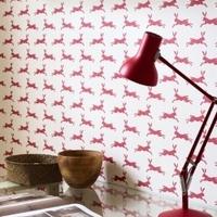 papier peint noeud enfants papiers peints le boudoir. Black Bedroom Furniture Sets. Home Design Ideas