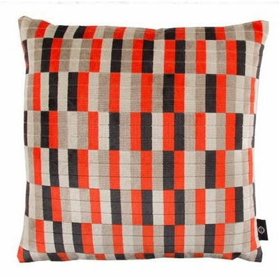 Coussin District Orange