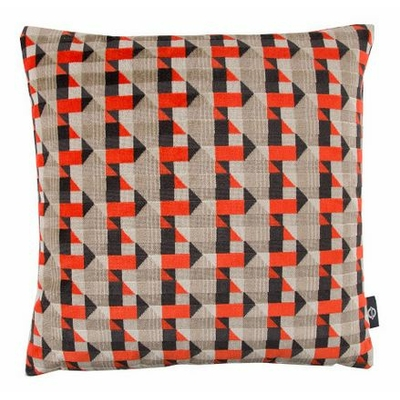 Coussin Piccadilly orange