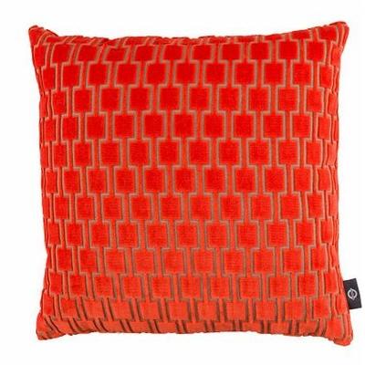 Coussin Bakerloo Orange
