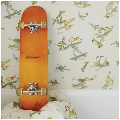 Papier peint Skateboarders