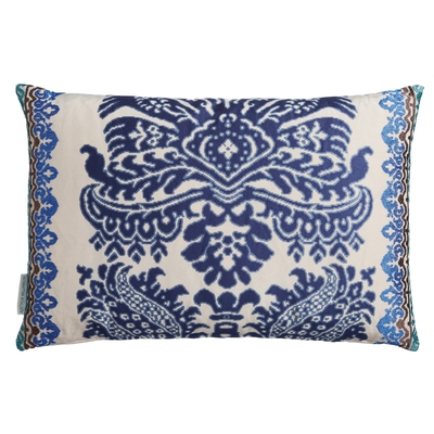 Coussin Providencia ink/persian blue 43X63
