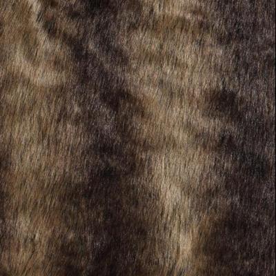 Tissu Alaska brown chinchila