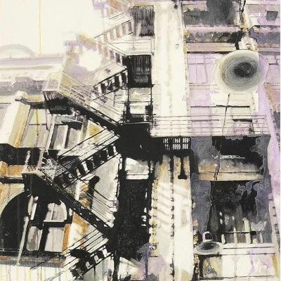 Papier peint panoramique Usine Thriller