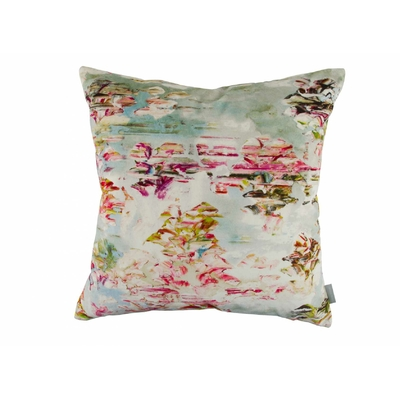 Pleasure Gardens Velvet Cushion