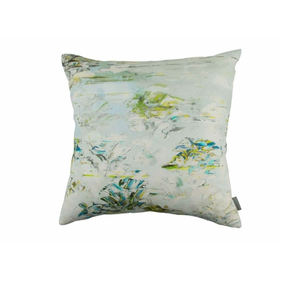 Pleasure Gardens Cushion - Frost Flower
