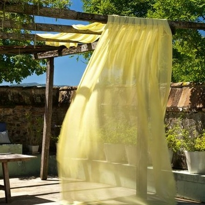 Tissu Indoor Outdoor Sonnen-Tag