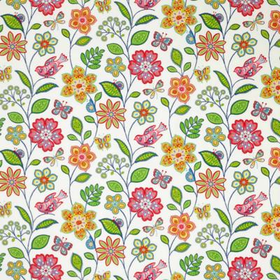 Tissu Flower Power