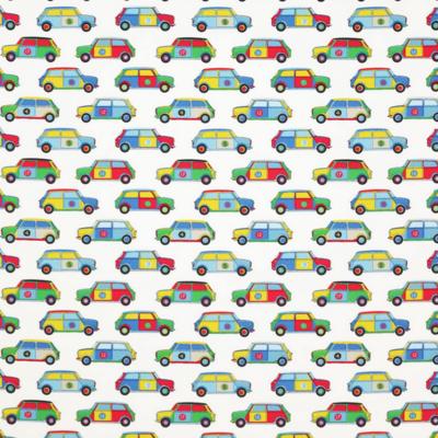 Tissu Pop Cars