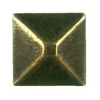 500 Clous pointe de diamand Bronze Renaissance