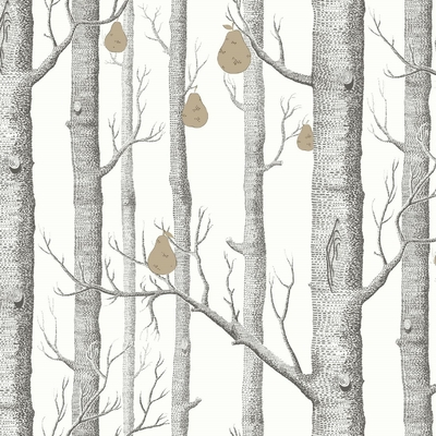 Papier peint Woods and pears