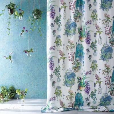 Tissu Hanging Garden