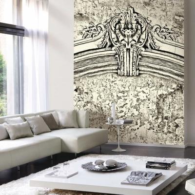 Papier peint panoramique Jolie Dame