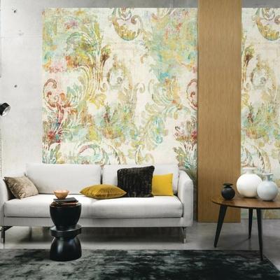 Papier peint panoramique Floréal