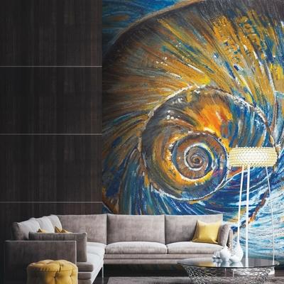 Papier peint panoramique Le rêve d'Euclide