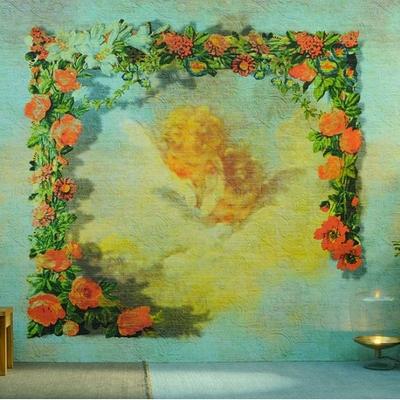 Papier peint panoramique Amore Mio